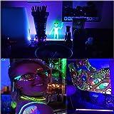 UV LED Black Light, LECIEL 10W UV Portable