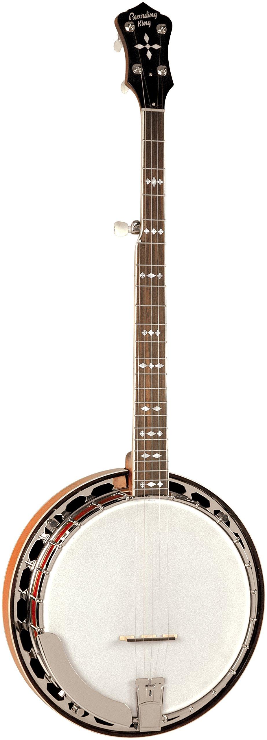Recording King RK-R30-BGM BlueGrass Machine Banjo