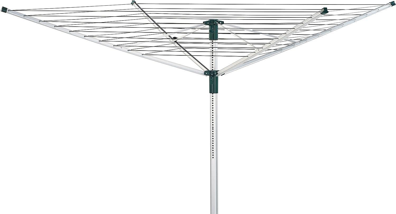 Herby 116 – Tendedero de Jardín Exterior Aluminio/Polipropileno/Nylon Verde 190 x 190 x 165 cm: Amazon.es: Hogar
