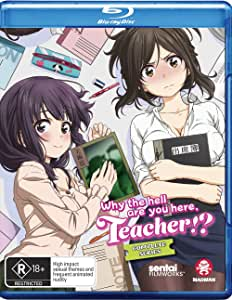 Why The Hell Are You Here, Teacher? Complete :5255939051 (blu-ray)
