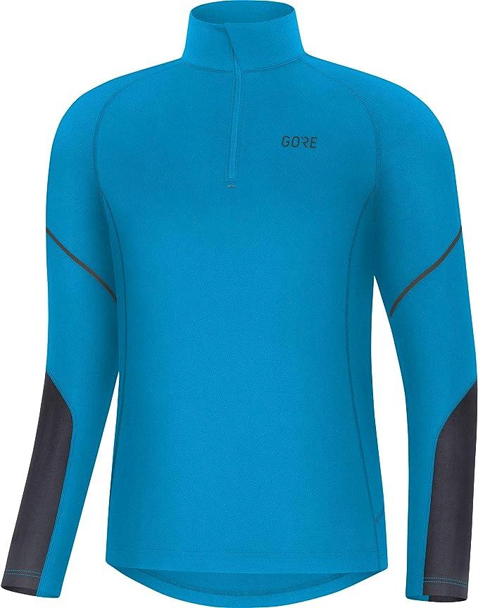 Blu GORE Wear R3 Maglia a maniche lunghe per uomo L