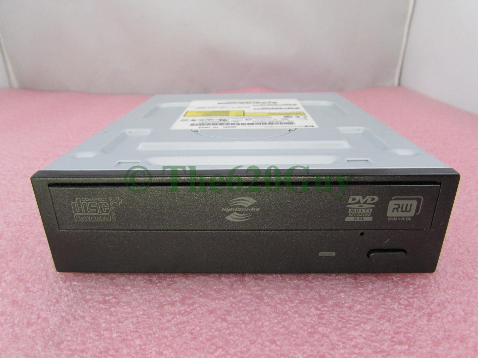 HP DVD±RW Dual Layer 575781-500 581600-001 SATA Optical Drive Samsung TS-H653 by HP