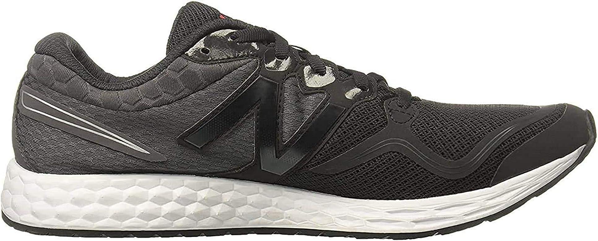 New Balance MVNZV1 - Zapatillas de correr para hombre, espuma fresca, 8.5 UK – Ancho 2E, imán/fantasma: Amazon.es: Zapatos y complementos