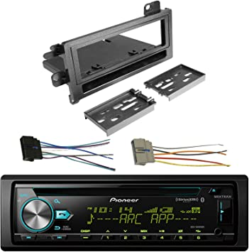 DEH-S6000BS SiriusXM Ready Bluetooth In-Dash CD//AM//FM Car Stereo Pioneer