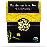Diente de león raíz Té–PREMIUM hierba único Puro 100% Organic Herbal Tea–Té de Buda–18bolsitas Bleach gratuito de té Bolsas por caja
