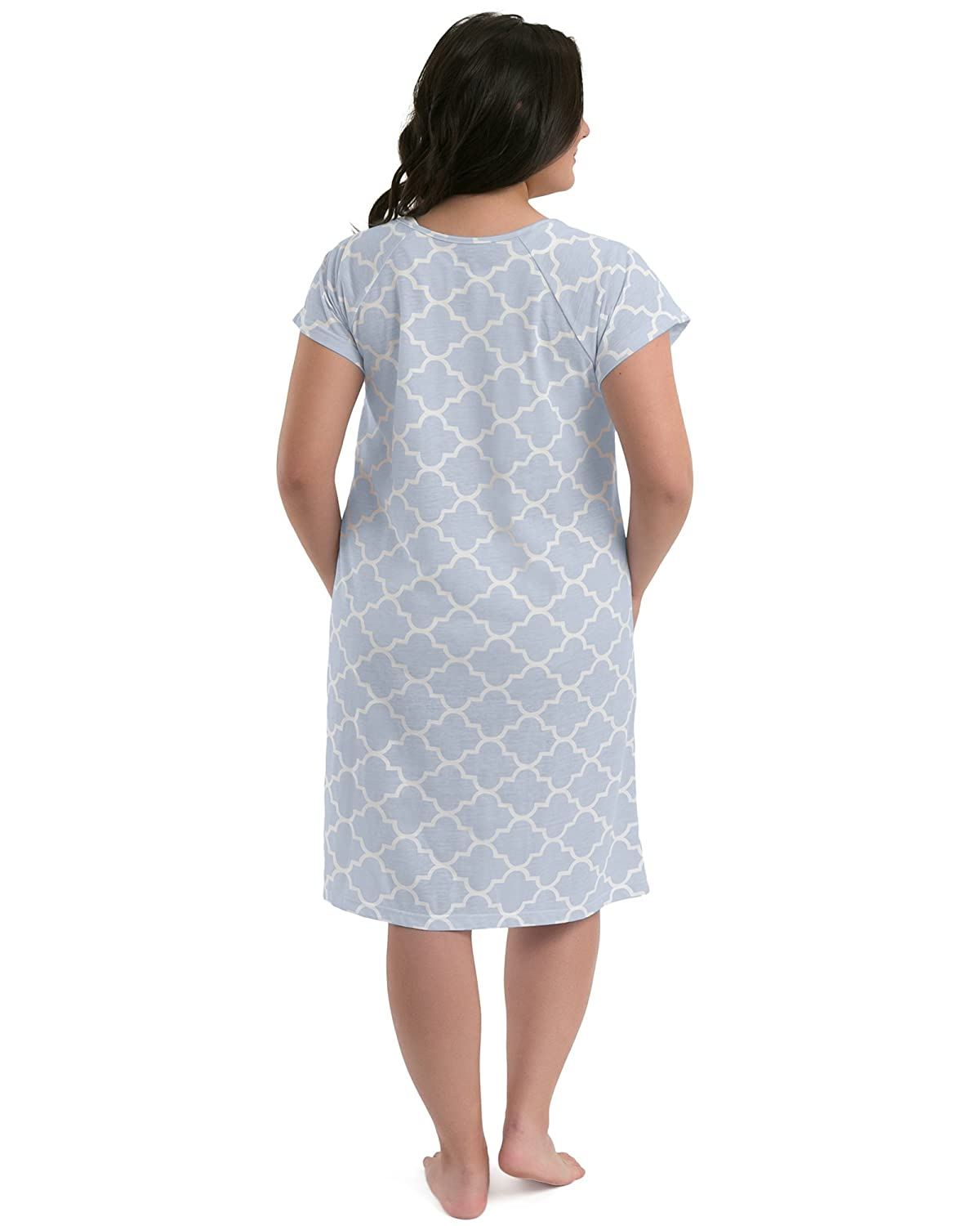The Bravely Labor and Delivery Gown - The Perfect for Maternity ...
