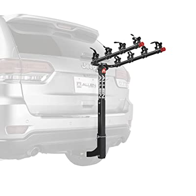 Allen Sports Deluxe 4-Bike Hitch Mount Rack, Model 542RR-R : Automotive