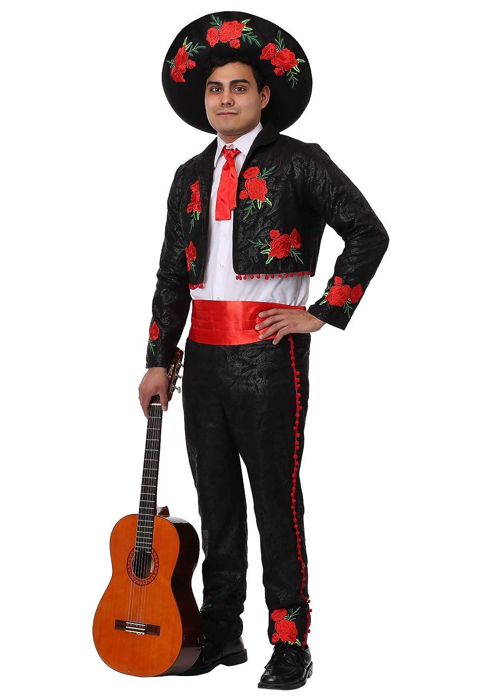 Adult Mariachi Fancy Dress Costume Medium: Amazon.es ...