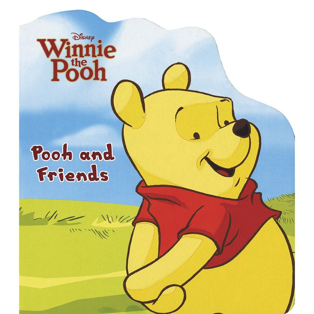 Read Online Disney Winnie the Pooh (Disney Board Book Libraries) pdf epub