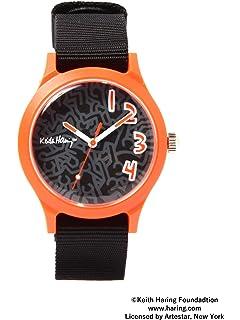 8cb9f2c85e (ビーピーアールビームス) bpr BEAMS BEAMS/腕時計 ウォッチ メンズ KEITH HARING 11480375176 オレンジ
