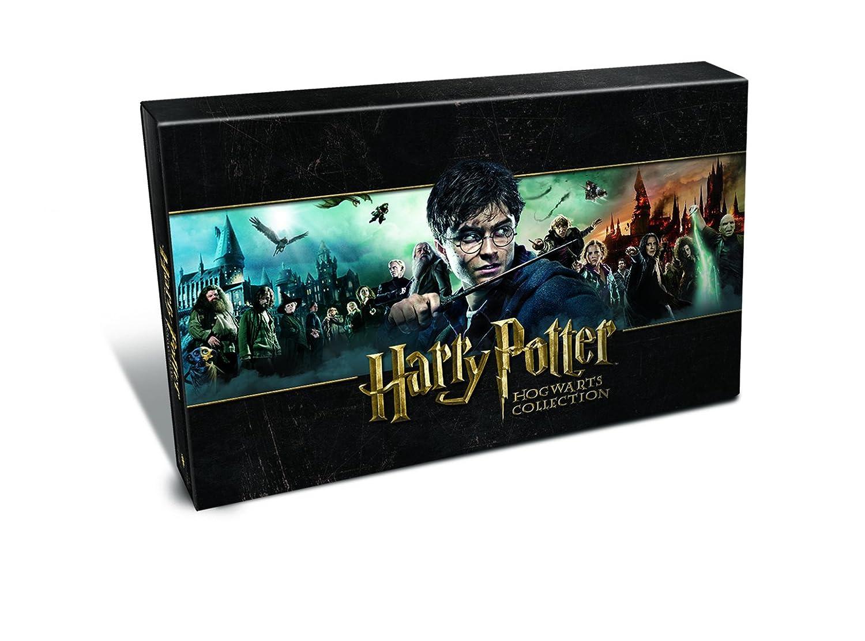Harry Potter Hogwarts Collection [Alemania] [Blu-ray]: Amazon.es: Cine y Series TV