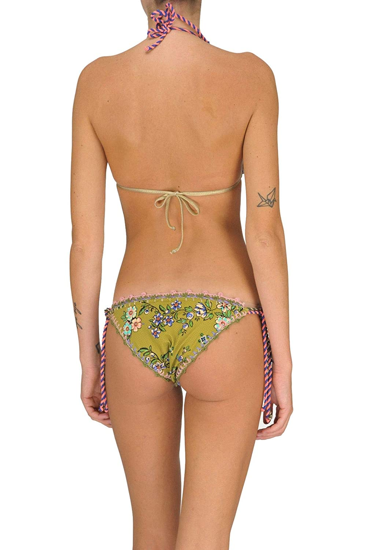 ANJUNA Womens MCGLCST000005003E Green Polyamide Bikini