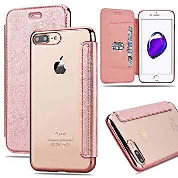 coque iphone 7 flip cover