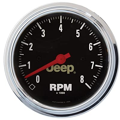 Auto Meter 880246 Jeep Tachometer: Automotive