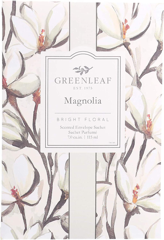 gro/ß Greenleaf Duftsachet Magnolie Duft Umschlag