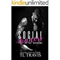 Social Sinners: In the Shadows (Social Sinners Series Book 2) book cover