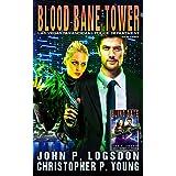 Blood Bane Tower (Las Vegas Paranormal Police Department) (Volume 3)