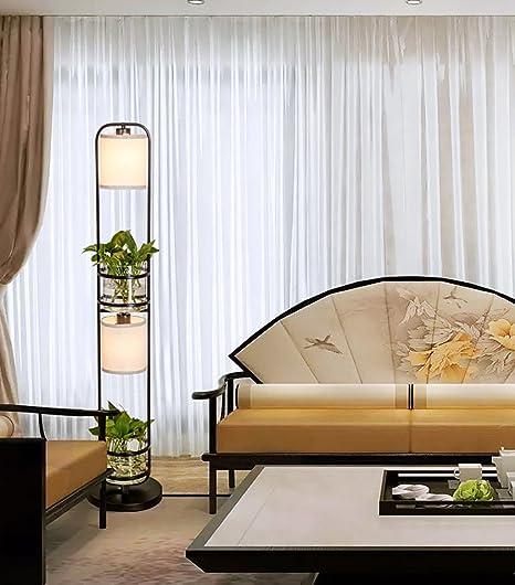 Floor Lamps In Bedroom Throughout Floor Lamps Living Room American Bedside Lamp Bedroom Modern Simple Vertical Light