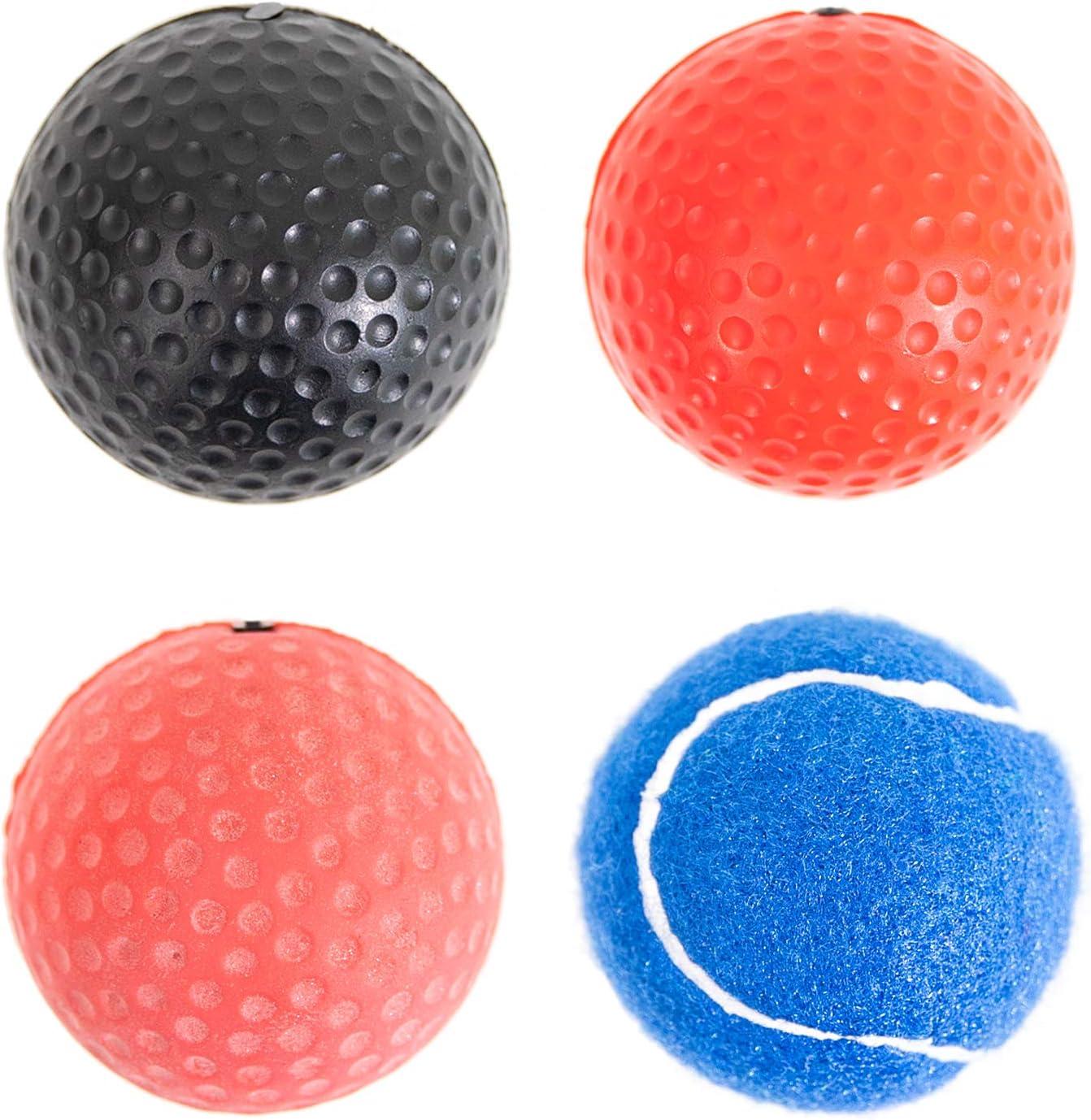 Extreme Reflex Boxing Reflex Ball Set