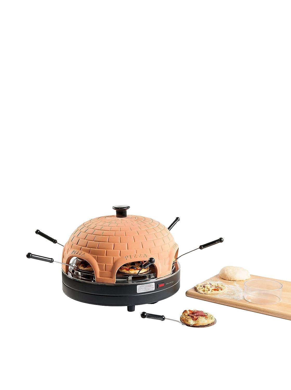 Domoclip DOC110 Pizza Party - Forno per pizza DOC110_Black