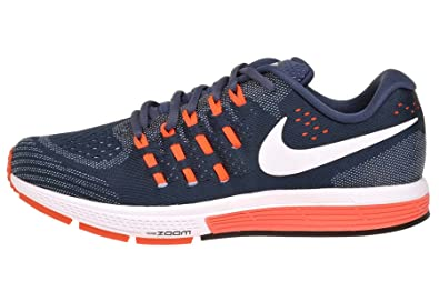 Nike Mens Air Zoom Vomero 11 14 Squadron Blue Blue Grey Total  Crimson White  Buy Online at Low Prices in India - Amazon.in 26bf6d7f7