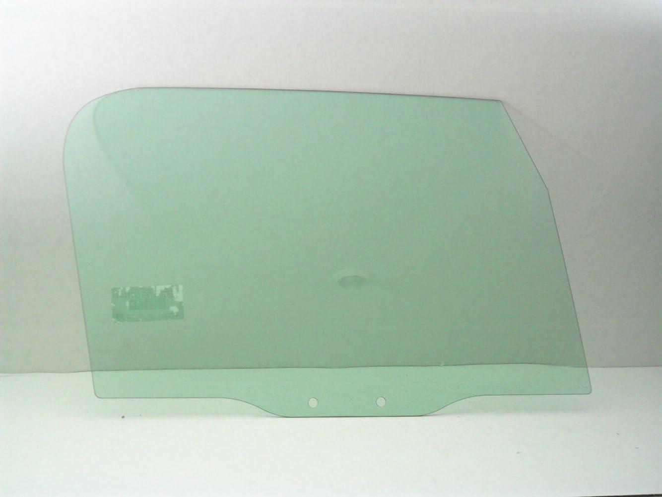 1997-2006 JEEP WRANGLER 2 DOOR FRONT RIGHT PASSENGER SIDE DOOR GLASS DD9069GTN