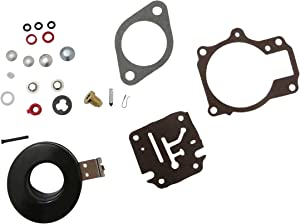 High Performance 396701 Carburetor Carb Repair Kits For Johnson Evinrude Carburetor 18 20 25 28 30 35 40 45 48 50 55 60 65 70 75 HP Outboard Motors with Floats
