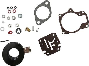 Carb Repair Kit for Johnson//Evinrude Carburetor 396701 20//25//28//30//40//45//48//50