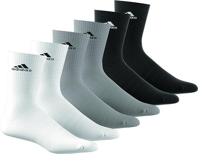 adidas 3S Performance Crew - Calcetines, talla: 39 - 42: Amazon.es: Deportes y aire libre