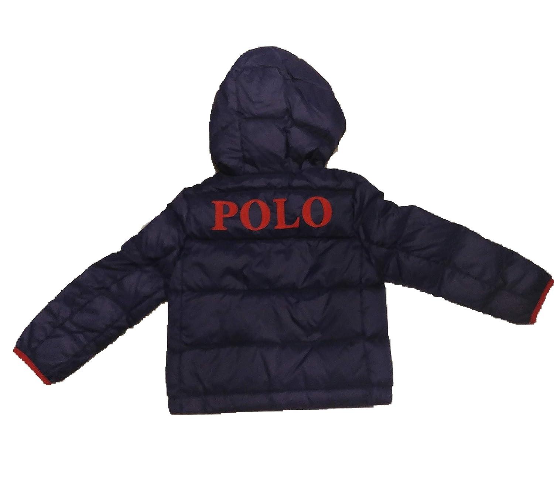 Polo Ralph Lauren - LT WT PK JKT OW JKT - Abrigo DE Plumon NIÑO (6 ...