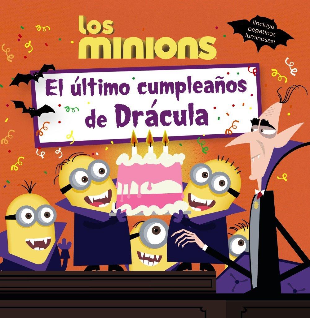 Los Minions. El Último Cumpleaños De Drácula Literatura ...