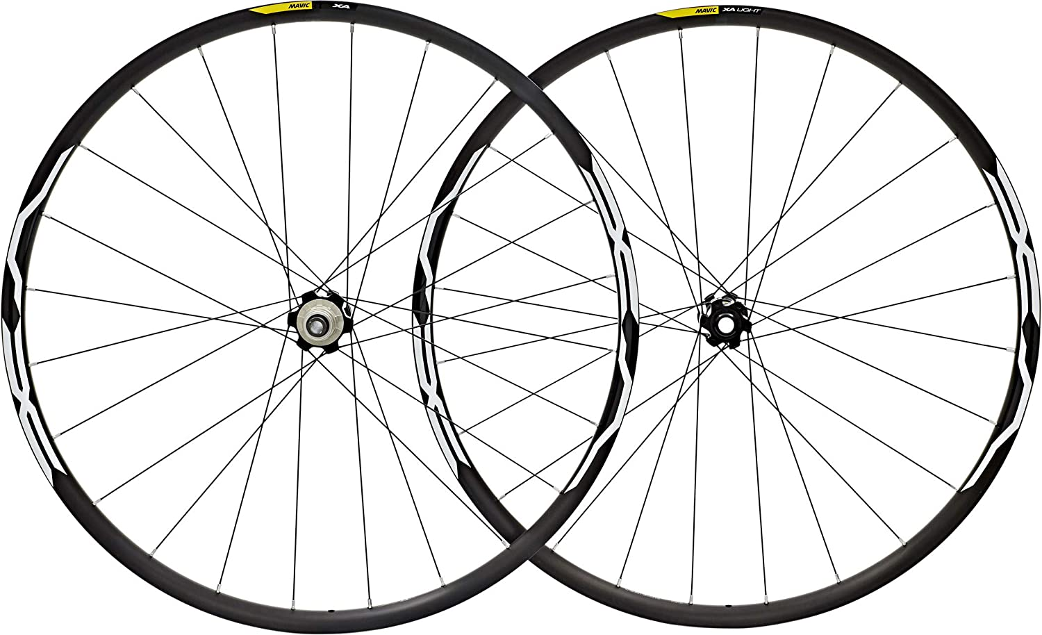 3fd5bdb036b 'Mavic XA Light Wheelset 29 XD Boost 2018 26 Inch Black: Amazon.co.uk:  Sports & Outdoors