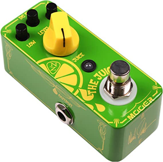Mooer The Juicer Guitar Pedal Stomp Box