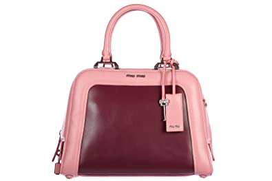 Image Unavailable. Image not available for. Colour  Miu Miu women s leather  handbag ... a514417c4fb9e
