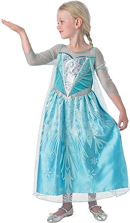 Rubies - Disfraz Oficial de Elsa de Frozen de Disney, para niños ...