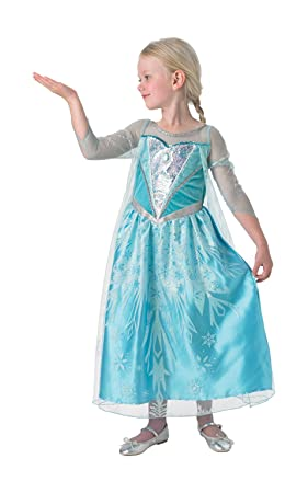 Rubies s Oficial de Disney Frozen – Elsa Infantil Disfraz
