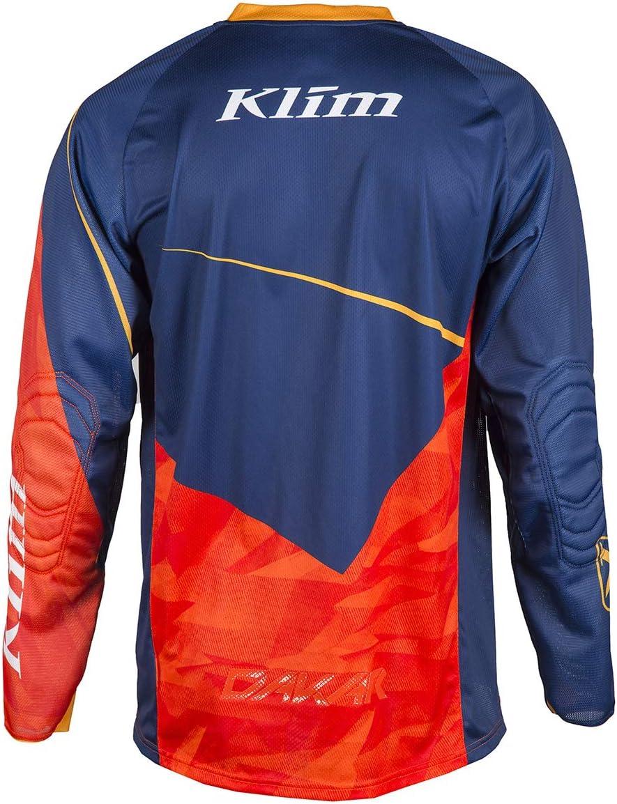 KLIM Dakar Jersey LG Red