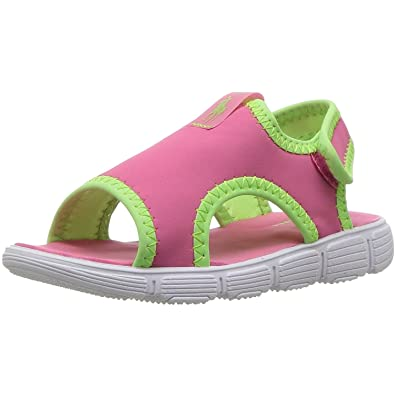 8107f557c2bd Polo Ralph Lauren Kanyon Baja Pink Lime Synthetic 7.5 M US Infant