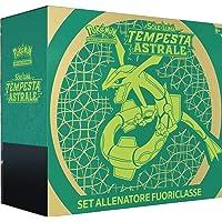 PoKéMoN Set de Entrenamiento de Fuoriclas, Sol y Luna, tormenta abstral, Color Verde, 110
