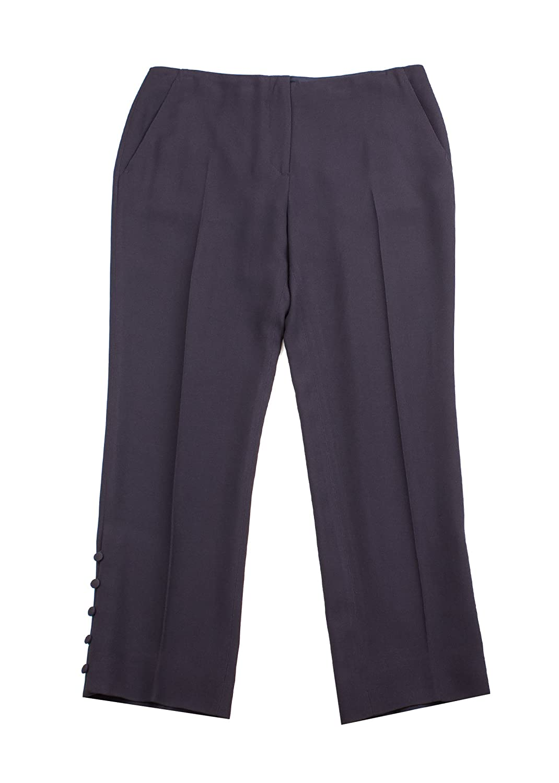 MIU MIU Women's Trouser Pants Navy bluee