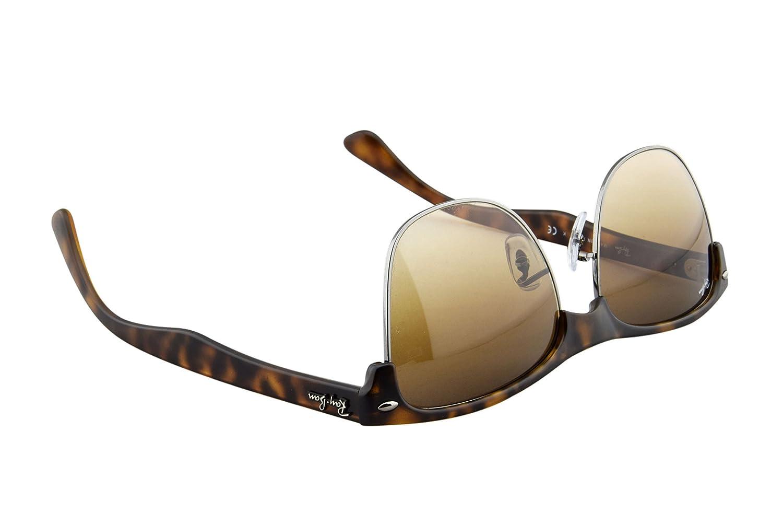 ed36ab8a3e8 Amazon.com  Ray-Ban Sunglasses Clubmaster Oversized Tortoise