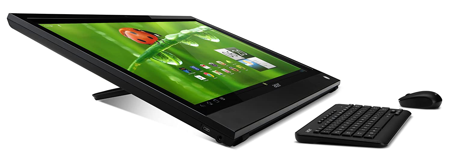 Acer DA220HQL 21.5-Inch Android All-in-One Touchscreen Desktop (Discontinued by Manufacturer)