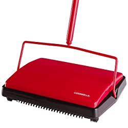 Fuller Brush Workhorse Commercial Carpet Sweeper