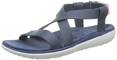 4aa17b56a305 Image Unavailable. Image not available for. Colour  Teva Women s Terra-Float  Livia Lux W s Athleitc Sandals