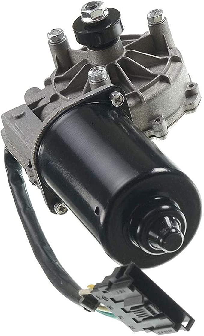 A-Premium Windshield Wiper Motor without Washer Pump for Mercedes-Benz CL500 CL55 AMG CL55 AMG CL600 CL65 AMG 2000-2006 Front