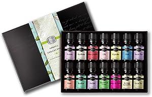 Spring Set of 14 Premium Grade Fragrance Oils - 10ml