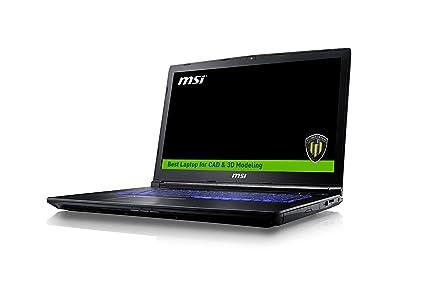 """MSI WE62 7RJ-2006XES - Ordenador portátil de 15.6"""" FHD (Kabylake i7-"""