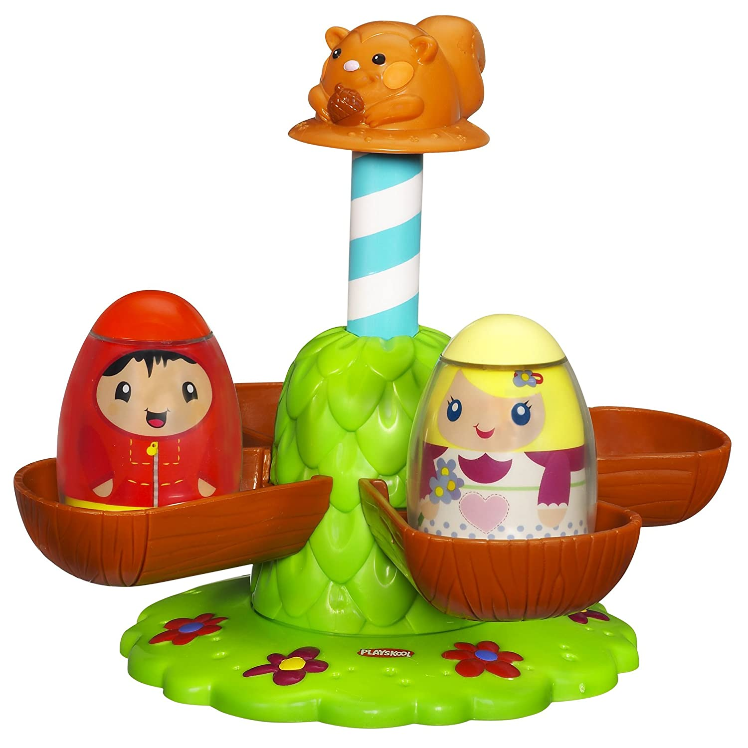 Playskool Weebles Musical Treehouse Part - 26: Amazon.com