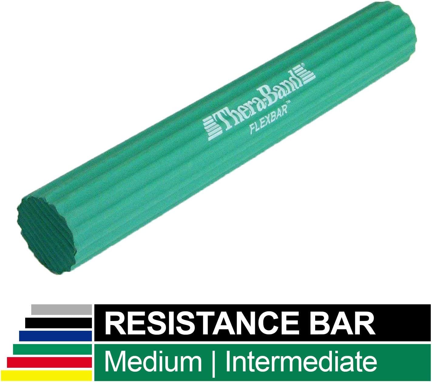 TheraBand FlexBar Relieve Tendonitis Pain