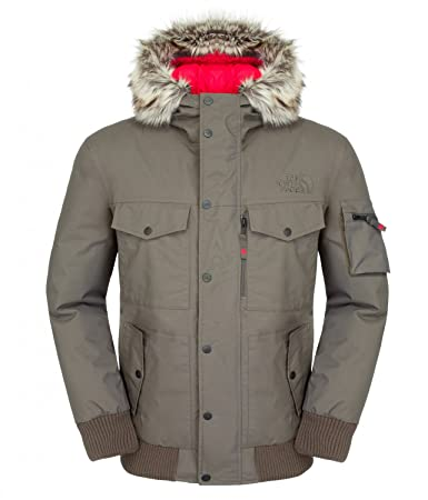 The North Face M Gotham Jacket - Giacca da Uomo Verde 588a0306d6c6